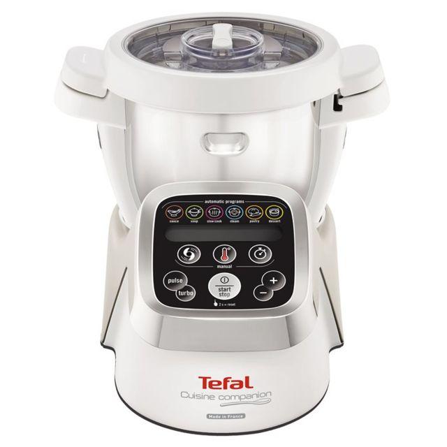Tefal Robot cuiseur Cuisine Companion