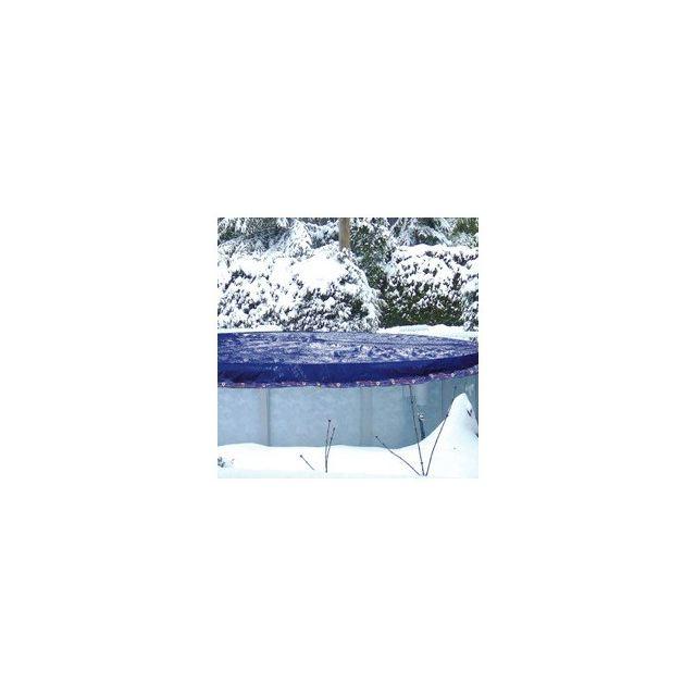 Piscine center o 39 clair couverture hivernage piscine hors sol 7 6m pour bassin 7m pas cher - Produit hivernage piscine hors sol ...