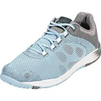Jack Wolfskin - Portland Chill Low - Chaussures - gris/bleu