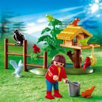 Playmobil - 4203 Enfant/Oiseaux/Nid