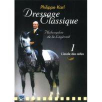 Tag Films Distribution - Dressage classique - Philippe Karl - Vol. 1 : L'école des aides