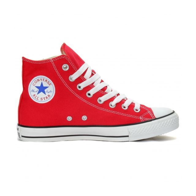 converse compensee rouge