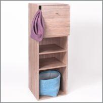 casame meuble 3 cases avec fond 32 x 30 x 94 cm 30cm x 94cm x 32cm pas cher achat vente bureaux rueducommerce