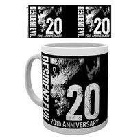 Gbeye Ltd - Resident Evil mug 20th Anniversary