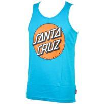 Santa Cruz - Débardeur dot cyan Vert 12586