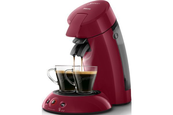 philips senseo hd6554 91 original rouge achat cafeti re expresso. Black Bedroom Furniture Sets. Home Design Ideas