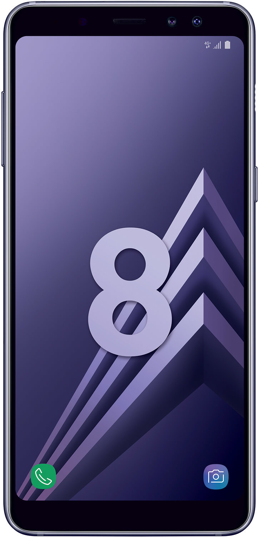 Galaxy A8 - Orchidée