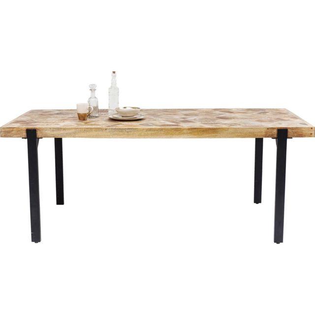 Karedesign Table Tortuga 180x90cm Kare Design