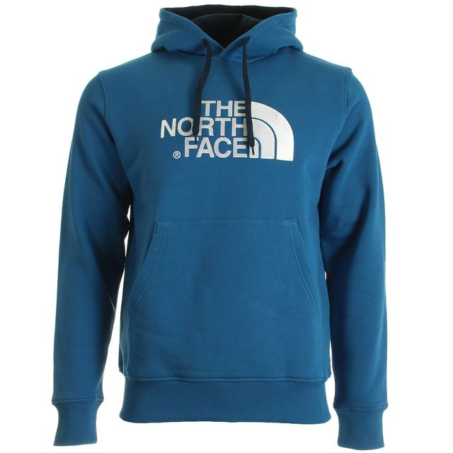 176449532d7c9 The north face - M Drew Peak Pullover Hoodie Blue - pas cher Achat ...