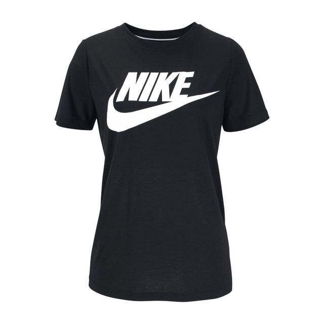 ef220fce836 Nike - Tee Shirt Sportsweat Essential. Description  Fiche technique.  Confort Durable Le haut à manches courtes Nike Sportswear Essential pour  Femme ...