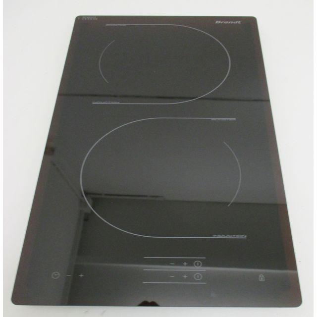 brandit dessus verre pour plaque induction brandt pas cher achat vente plaques de cuisson. Black Bedroom Furniture Sets. Home Design Ideas