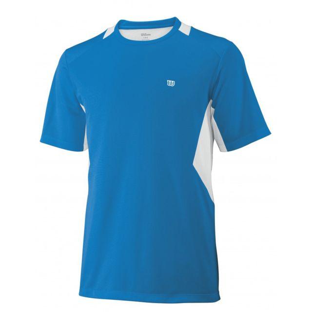 Wilson Tee-shirt de tennis Great Get Crew