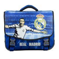 REAL MADRID - Cartable - 41 cm - Bleu - Primaire