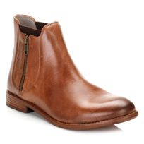 Hudson - Womens Brown Algoma Boots-UK 6