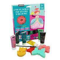 PEBEO GEDEO ARTY'S - Kit gouache liquide primacolor 6 tubes de 20 ml princesse