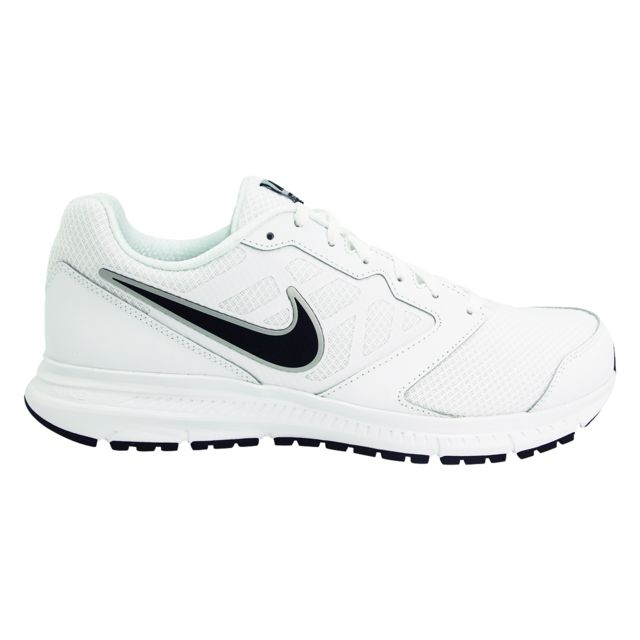 Sneakers Chaussures Homme Downshifter Nike 6 Blanc Mode 4L53ARj