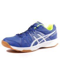 178218666aa Asics - Gel Upcourt Homme Chaussures Volley-ball Badminton Bleu Multicouleur  40.5