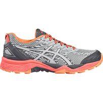 Asics - Gel Fuji Trabuco 5 Midgrey Chaussures de trail femme