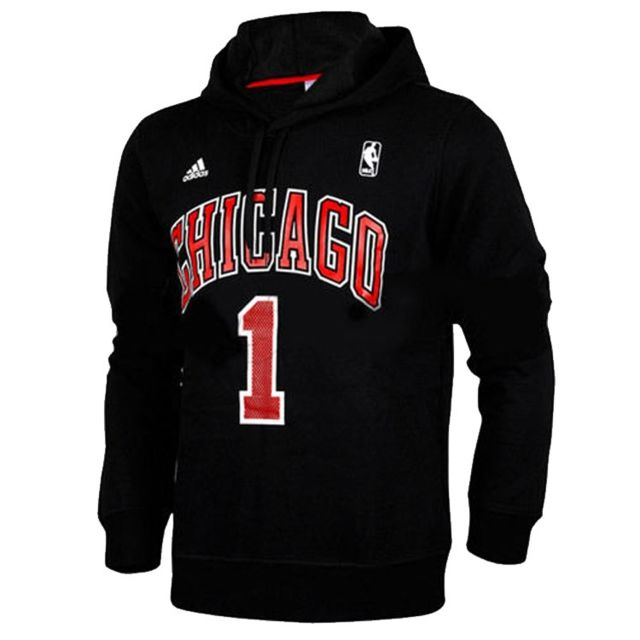 Adidas originals Sweat Capuche Adidas Nba Chicago Bulls D