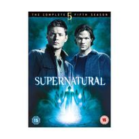 Whv - Supernatural Complete Season 5