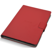 PORT - folio MUSKOKA 10'' - Rouge