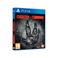 2K - EVOLVE - PS4