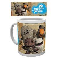 Gbeye Ltd - Little Big Planet 3 Mug céramique Personnages