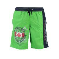 Canadian Peak - Maillot de Bain Quapple Men Vert