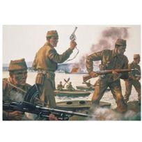 Airfix - Figurines 2ème Guerre Mondiale : Commandos Britanniques 1:72
