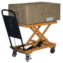 Fimm - Table élévatrice ciseaux simples 250kg