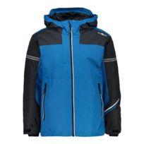 Cmp Fille Veste Girl Jacket Fix Hood 3z16775