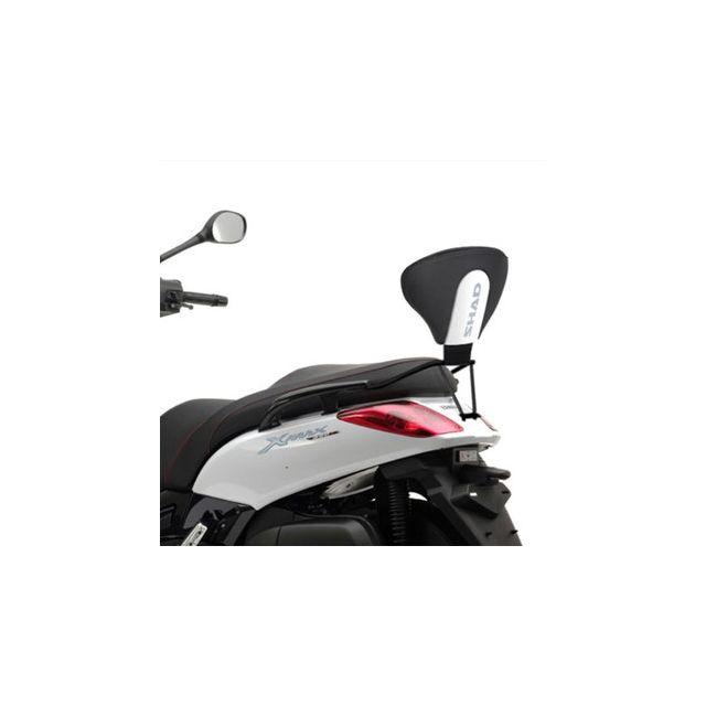 shad dosseret passager pour scooter yamaha 125 250 xmax 2005 2009 yoxm25rv pas cher achat. Black Bedroom Furniture Sets. Home Design Ideas