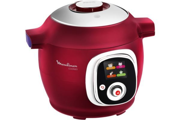 Cuiseur multifonction CE701500 COOKEO ROUGE