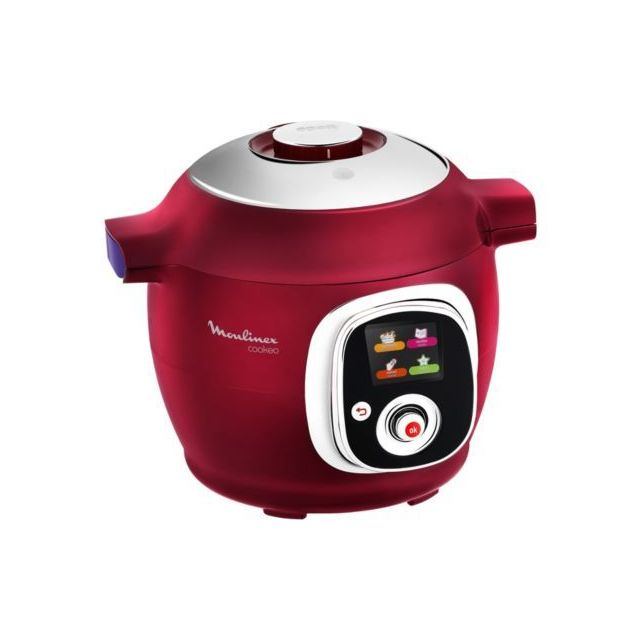 MOULINEX Cookéo CE701500 COOKEO ROUGE