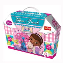 Docteur La Peluche - Puzzle 50 pièces Glam Puzzle
