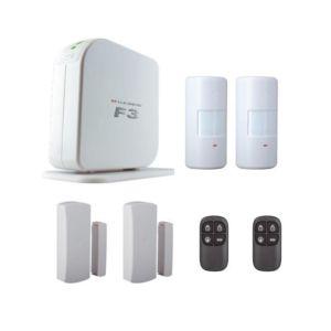 fujionkyo pack alarme maison sans fil gsm pas cher. Black Bedroom Furniture Sets. Home Design Ideas