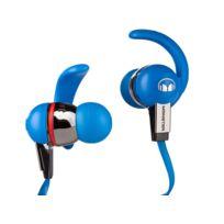 Monster - Ecouteurs intra-auriculaires iSport In-Ear Sport - Bleu - Blsprt128699