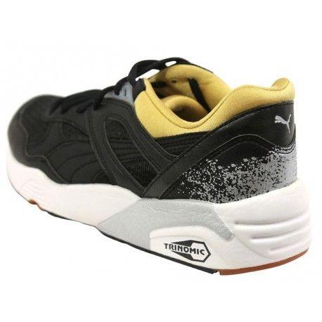 Chaussures Femme Puma R698 X Vashtie 357743 01 Femme Noir