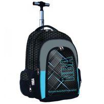 Nba Basket Usa - Cartable à roulettes Nba Basket 45 Cm Black National Haut de gamme