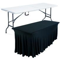 Nappe table jardin - catalogue 2019 - [RueDuCommerce - Carrefour]