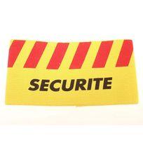 Tremblay - Brassard Securite brassard Jaune 64009