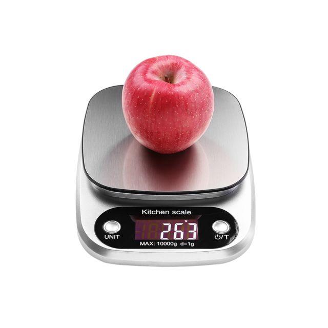 Uten Petite Balance Electronique De Cuisine De 0 A 10kg