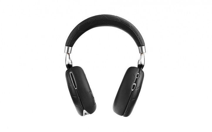 Casque Bluetooth avec réduction du bruit active Noir Surpiqué - Zik 3