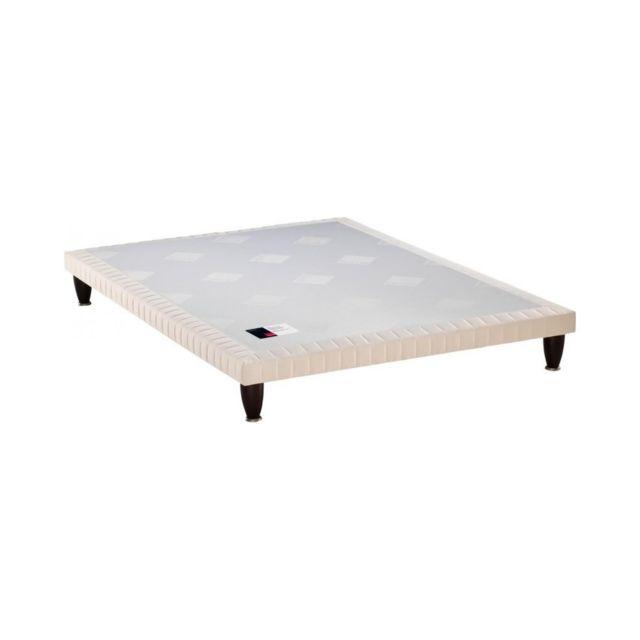 sommier tapissier 140x190 cm epeda liberty vendu par. Black Bedroom Furniture Sets. Home Design Ideas