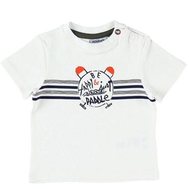 4e37de0570473 NOUKIE S - T-shirt manches courtes - pas cher Achat   Vente Tee ...