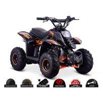 New Motorz - Quad Enfant 110 cm3 - Yaz Limited Edition 2017 - Orange