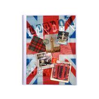 Exacompta - Album photos à pochettes souples - 24 photos 10x15 cm - London