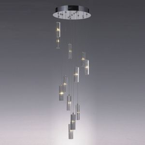 market set grande suspension design cascade 12 lampes halog nes pas cher achat vente. Black Bedroom Furniture Sets. Home Design Ideas