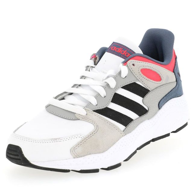 Chaussures running Chaos vingtage h Blanc 47278