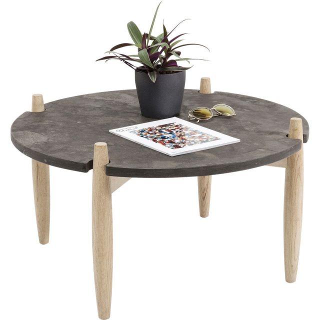 Karedesign Table basse Wilderness 80cm Kare Design